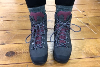 Splodz Blogz | Cotswold Outdoor Boot Fitting Service - Hanwag