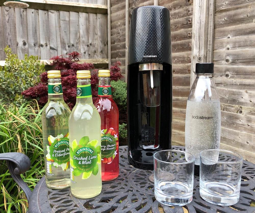 Splodz Blogz   SodaStream Spirit