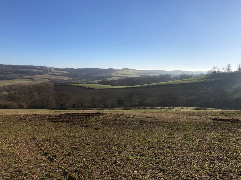 Splodz Blogz | Hiking from Winchcombe to Belas Knap