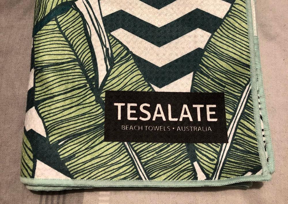 Splodz Blogz   Tesalate Towel