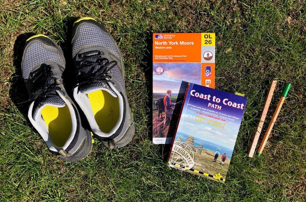 Splodz Blogz | A Virtual Coast to Coast Hike