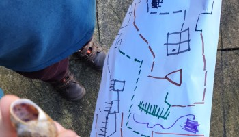 Splodz Blogz   GetOutside Activity Inspiration for Lock Down - Treasure and Trail Maps