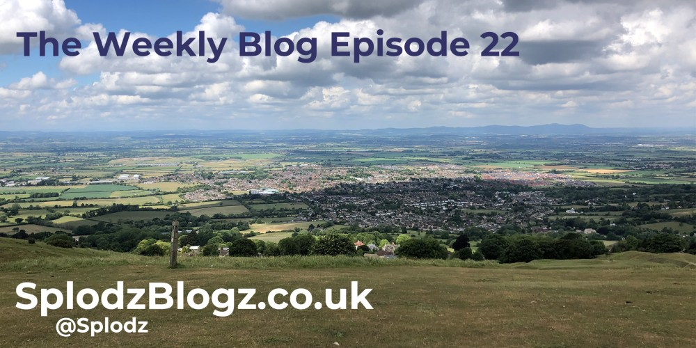 Splodz Blogz | Weekly Blog Episode 22