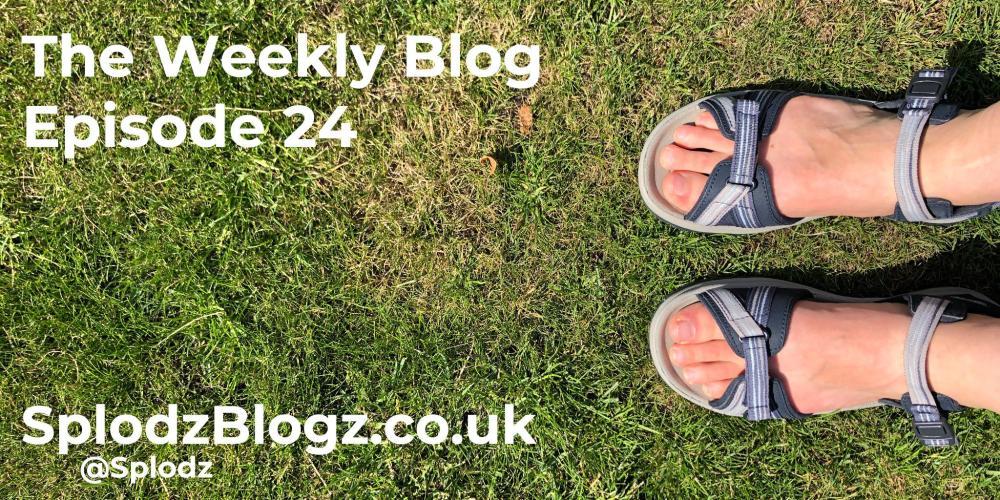 Splodz Blogz | The Weekly Blog Episode 24