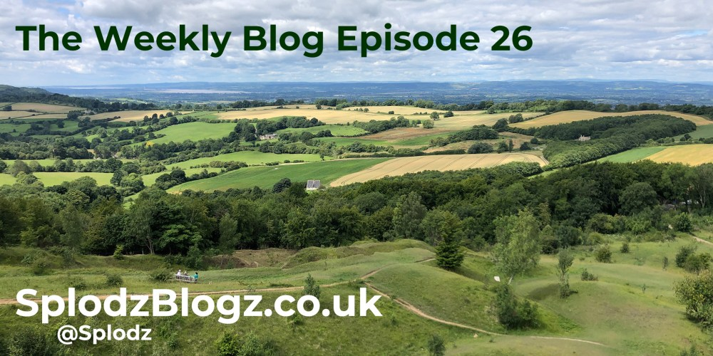 Splodz Blogz | The Weekly Blog Episode 26