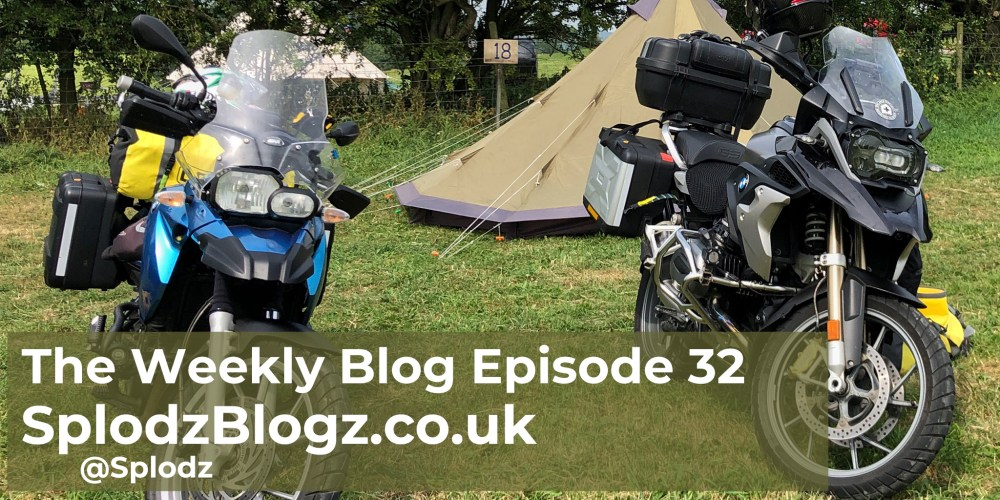 Splodz Blogz | The Weekly Blog Episode 32