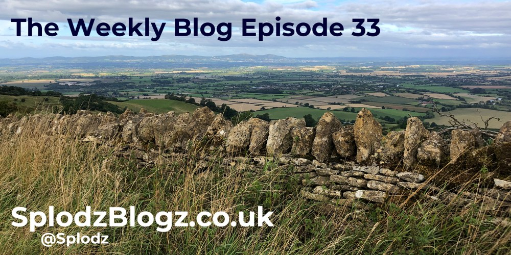Splodz Blogz | The Weekly Blog Episode 33