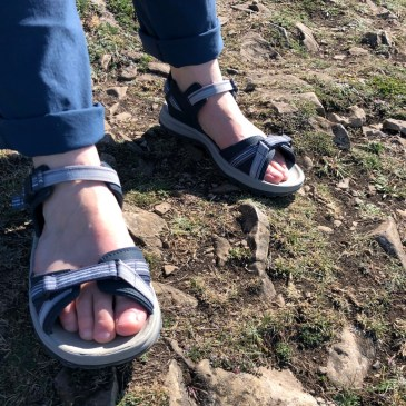 REVIEW | KEEN TERRADORA II HIKING SANDALS