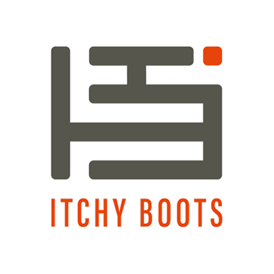 Itchy Boots Logo