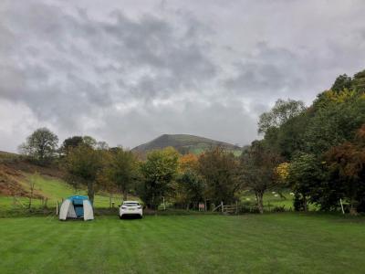 Splodz Blogz | Camping at Small Batch Campsite