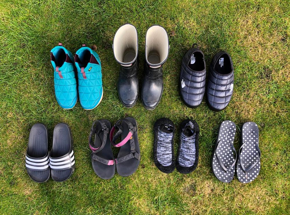 Splodz Blogz | The Best Camp Shoes