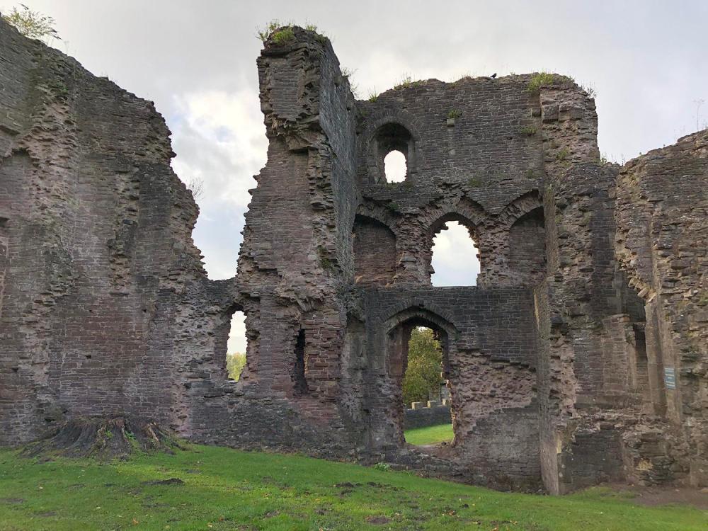 Splodz Blogz | 48 Hours in Abergavenny - Abergavenny Castle