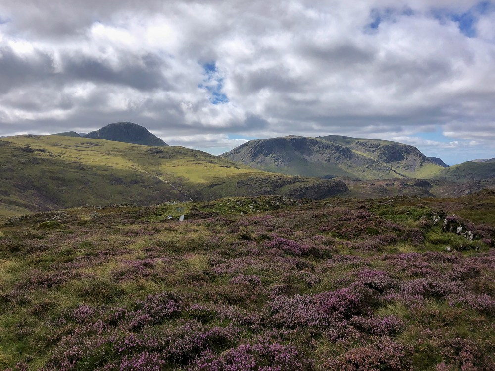 Splodz Blogz | Great Gable from Fleetwith Pike