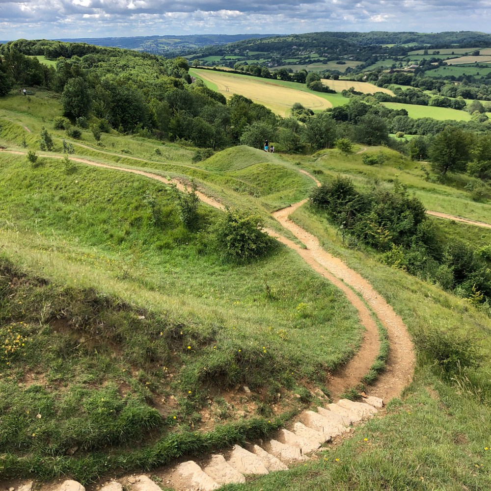 Splodz Blogz | View from Painswick Beacon