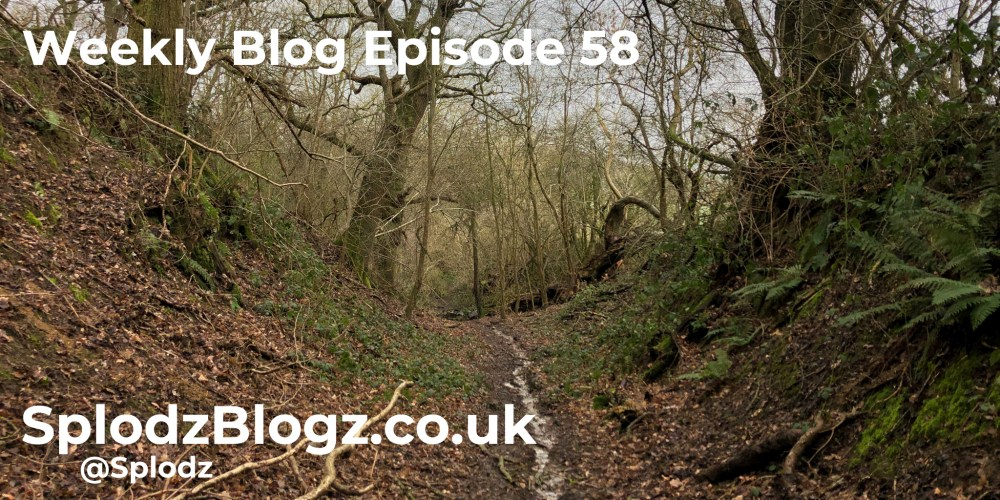 Splodz Blogz | The Weekly Blog Episode 58