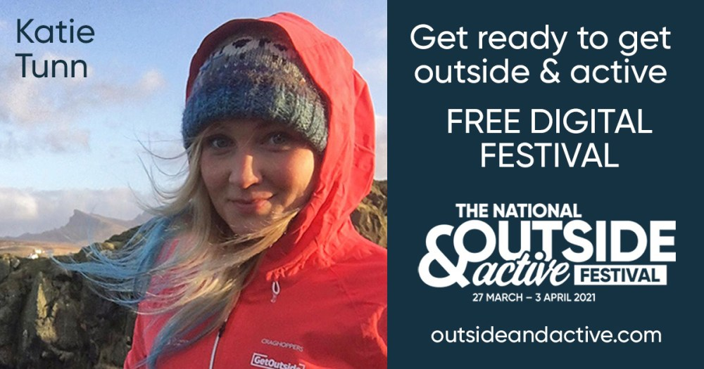 The Outside & Active Festival 2021 - Katie Tunn