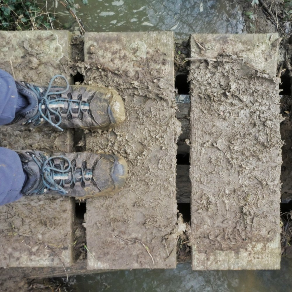 Splodz Blogz | SplodzDPC Day 7 - Muddy Boots