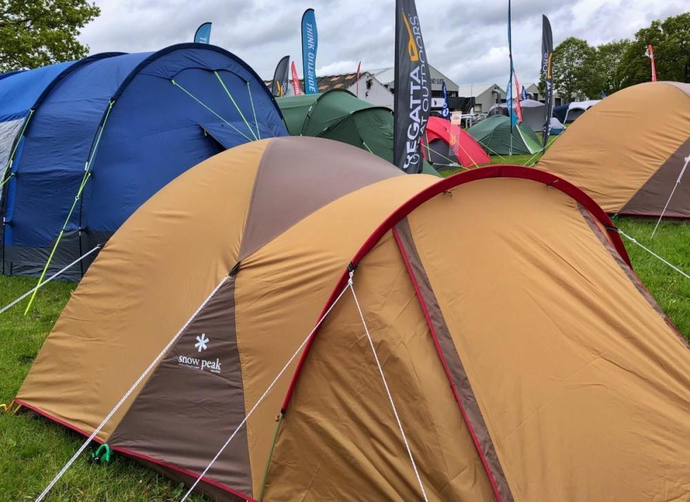 Splodz Blogz | National Camping Show