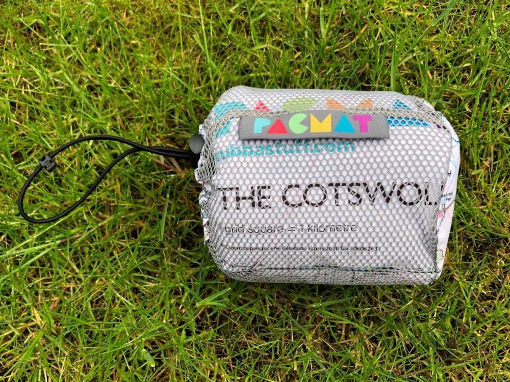 Splodz Blogz   Cotswolds Pacmat by Rubbastuff