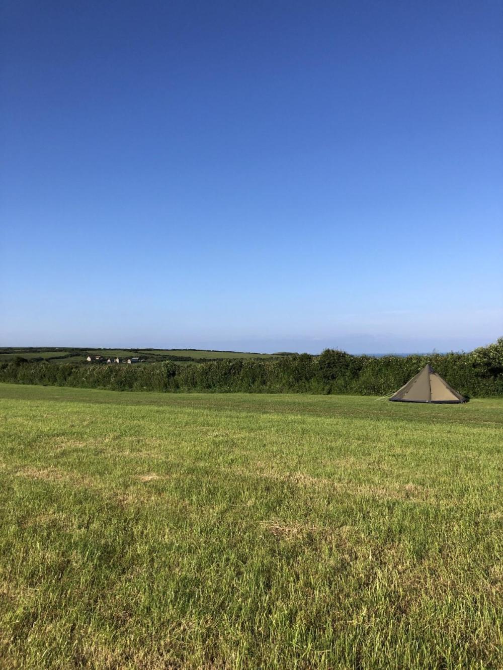 Splodz Blogz | Camping in the Robens Greencone