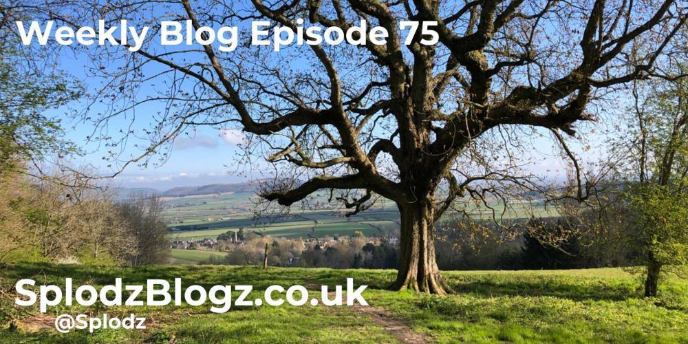 Splodz Blogz   The Weekly Blog Episode 75