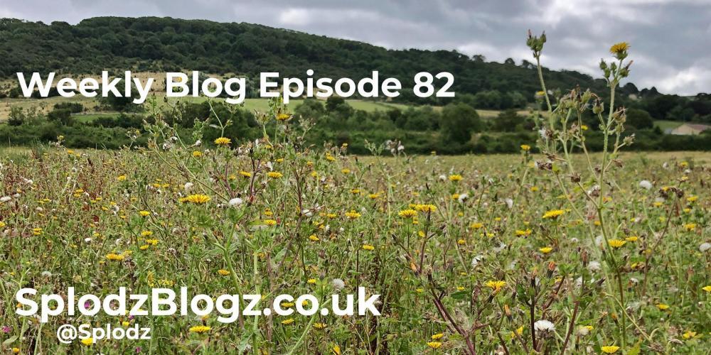 Splodz Blogz   The Weekly Blog Episode 82