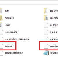How to Reset the Forgotten Password of Admin in Splunk