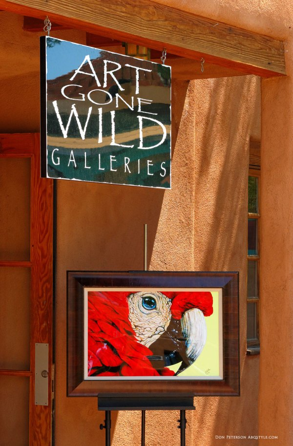 Art Gallery Santa Fe New Mexico
