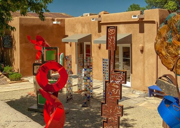 Canyon Road Santa Fe