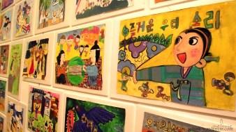 Striking Artwork by Kids