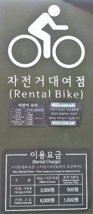 Bike Rental Fee
