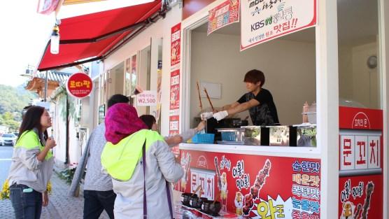 Jeonju Street Food Mission