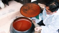 Kamasot: Traditional Cooking Pot in Korea. The bigger it is meant the richer the owner of the house.