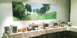 S+T Event_Catering_Buffet_Festhalle Oberbruch