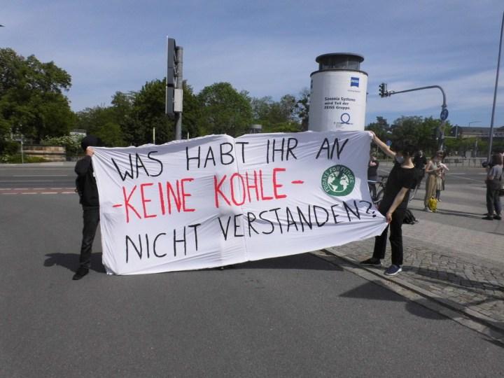 FridaysForFuture Dresden demonstriert wieder