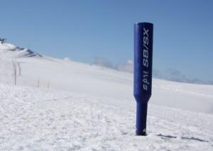 вешка для соревнования сноуборд