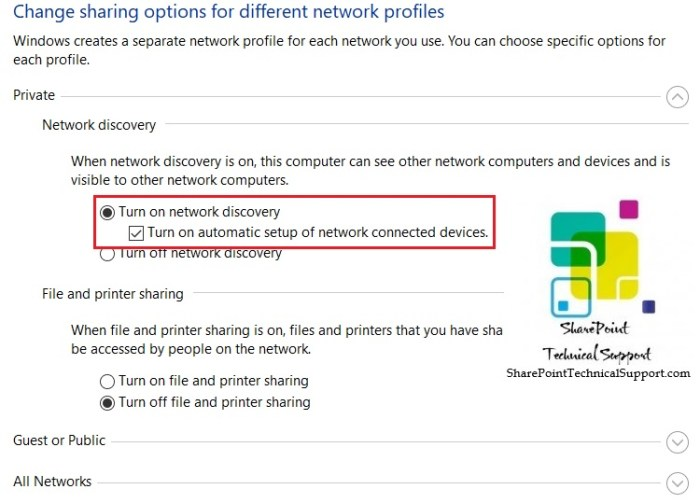 turn-on-network-discovery-cast-tab-no-devices-found