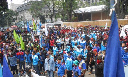 Buruh Jawa Barat kembali Bergejolak