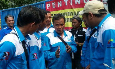 Mogok Nasional hari kedua di Kabupaten Tanggerang
