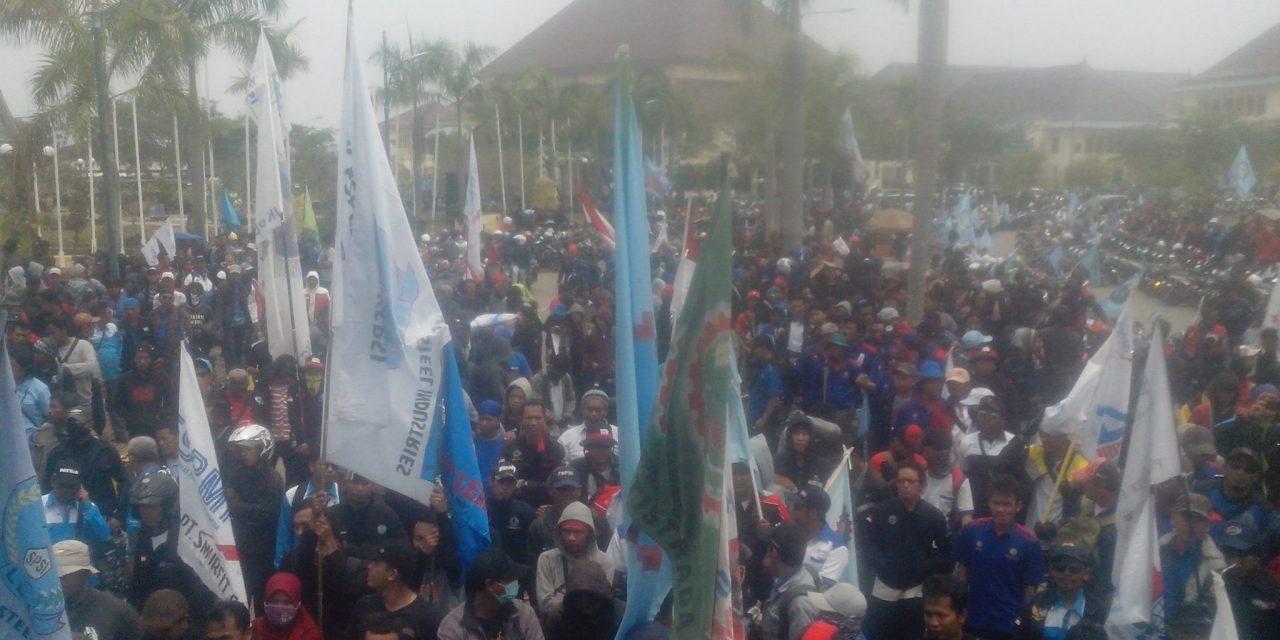 Kabupaten Bekasi Korban PP 78/2015