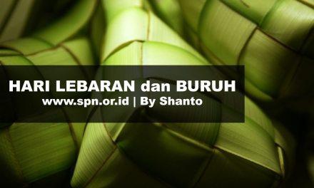 HARI LEBARAN dan BURUH