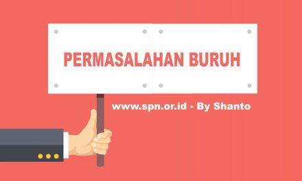 PERMASALAHAN BURUH