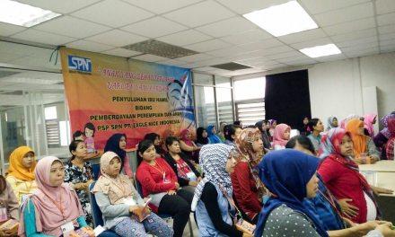 PENYULUHAN IBU HAMIL PSP SPN PT EAGLE NICE INDONESIA