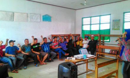 Pendidikan Organisasi Dasar PSP SPN PT Roda Mas Baja Intan