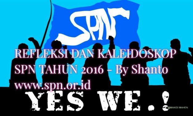 REFLEKSI & KALEIDOSKOP SPN TAHUN 2016