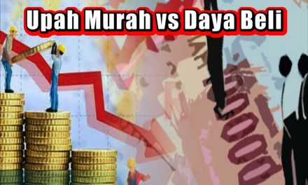 UPAH MURAH VS DAYA BELI