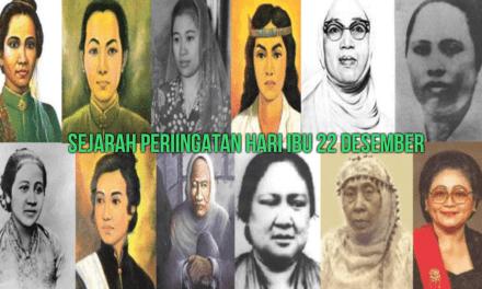 SEJARAH PERINGATAN HARI IBU 22 DESEMBER