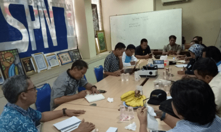 PERSIAPAN DPP SPN MENYAMBUT MAY DAY 2018