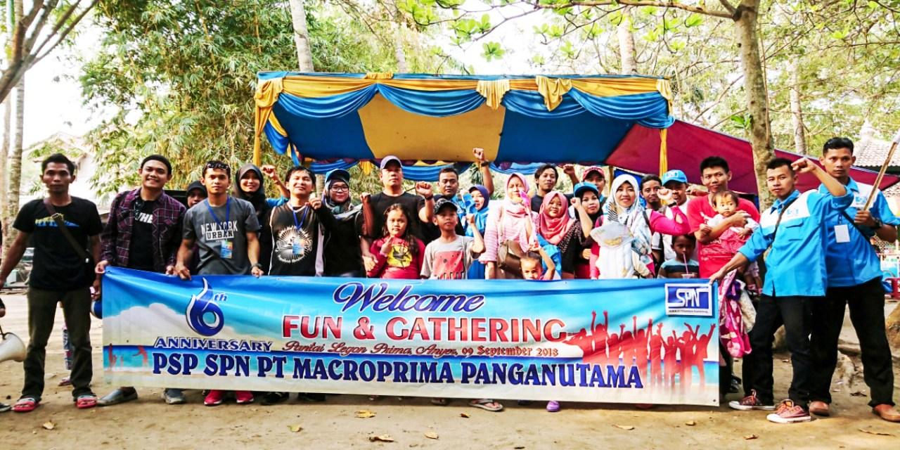 FAMILY GATHERING PSP SPN PT MACROPRIMA PANGANUTAMA