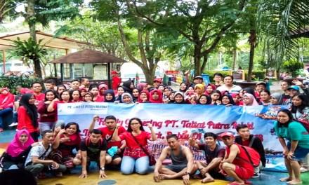 FAMILY GATHERING PSP SPN PT TAITAT PUTRA REJEKI KABUPATEN BOGOR